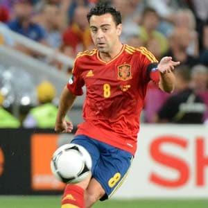 Euro 2012: Spain in final despite a dip from Xavi
