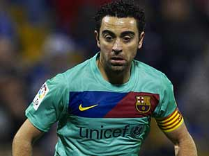 La Liga: Injured Barcelona midfielder Xavi to miss Celta Vigo tie