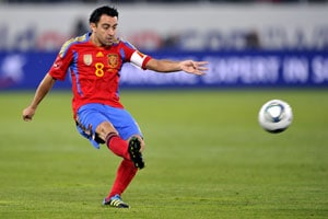 Euro 2012: Spain vindicated and strengthened,says Xavi