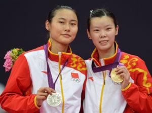 Olympic badminton: Li Xuerui beats No.1 Yihan Wang for gold