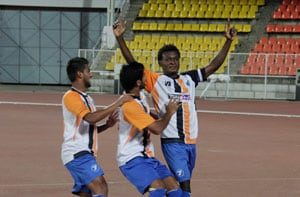 I-League: Yusif Yakubu powers Mumbai FC to a 4-2 win over Churchill Brothers