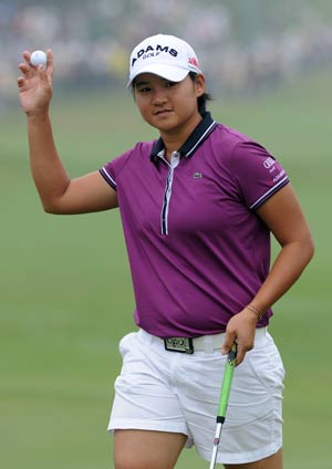 Yani Tseng storms to Suzhou ladies title