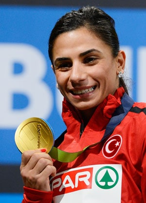 Turkey's European hurdles champion Nevin Yanit gets 2-year suspension for doping