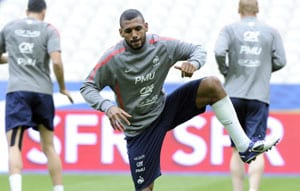 Five French players, including Yann Mvila, banned after nightclub visit