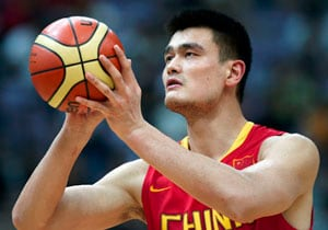 Yao Ming named Houston Goodwill Ambassador