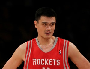 All you need is Love to replace Yao at All-Star Game