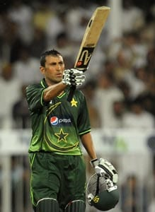Younis Khan ignored for ODI series against South Africa