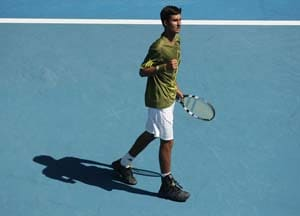 Yuki Bhambri out of Australian Open qualifiers