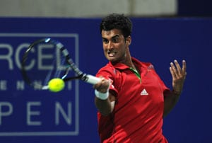 Yuki Bhambri, Somdev Devvarman get tough openers at Chennai Open