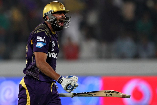 IPL 7: Yusuf Pathan's Hurricane Knock Earns Him 14th Man of the Match Award
