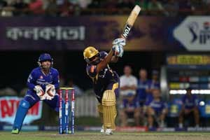 IPL 2013: Yusuf Pathan's blitzkrieg keeps Kolkata alive with 8 wicket win over Rajasthan