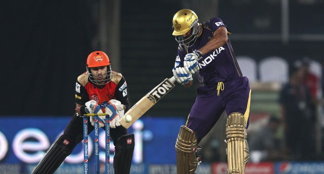 IPL 7: Kolkata Knight Riders Strengthen Playoff Chances With Win Over Hyderabad