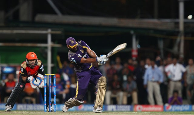 IPL 2014 Highlights Score KKR vs SRH: Yusuf Pathan's 22-ball 72 Helps Kolkata Knight Riders Finish Second in Group Stages