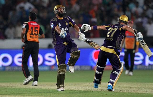 IPL 7, SRH vs KKR, Highlights: Kolkata Knight Riders Stay in Playoffs Contention With Clinical Win