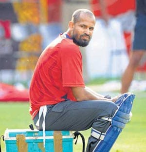 IPL 7: New dad Yusuf Pathan to miss KKR's second game