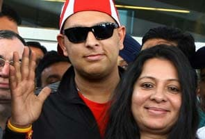 Yuvraj Singh credits mother for successful fight against cancer