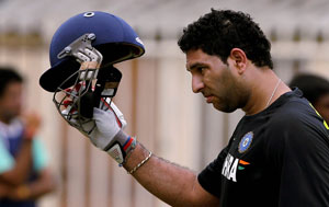 Yuvraj Singh makes comeback; India to bowl against New Zealand in Chennai