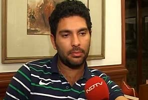I had a point to prove to myself: Yuvraj