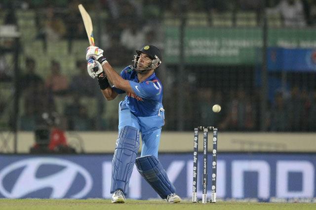 ICC World Twenty20: Yuvraj Singh says criticism on his batting form doesn't worry him