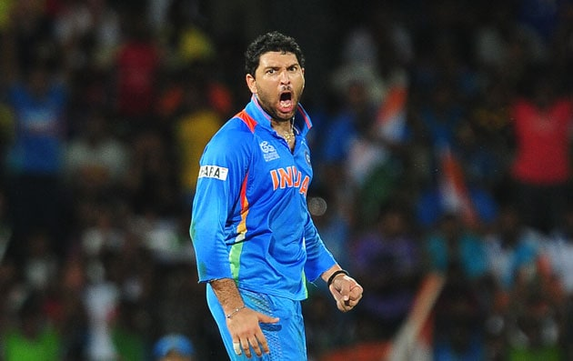 Why Yuvraj Singh's form may scare Indian middle-order batsmen