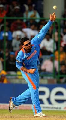 India vs Holland: Yuvraj's butter-fingers moment