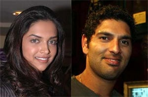 When Yuvraj got a call from Deepika!