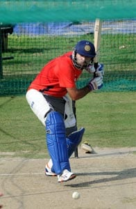 Yuvraj looks to cement place in Test squad