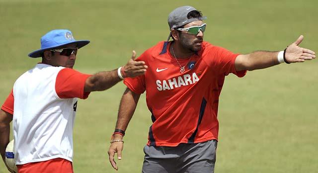 Sunil Gavaskar backs Yuvraj Singh and Virender Sehwag to make India comeback
