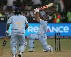 Yuvraj and the over that changed everything