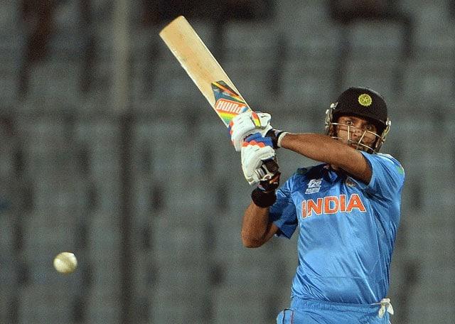 ICC World Twenty20: Yuvraj Singh declared fit for semi-final against South Africa