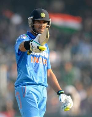 Runs will come, have to handle the tough times: Yuvraj Singh