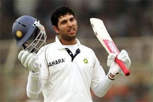 No point thinking about the past: Yuvraj Singh