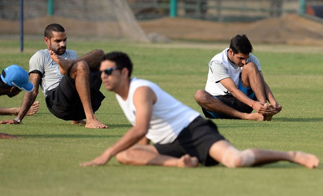 ICC World Twenty20: Yuvraj Singh misses India's practice session due to an ankle injury