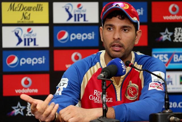 Royal Challengers Bangalore Star Yuvraj Singh Says Defeat vs Rajasthan Royals 'Hurting'