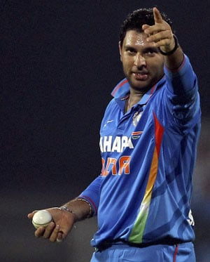 Meet the real Yuvraj Singh