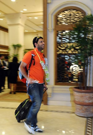 World T20: Indian team arrives in Sri Lanka