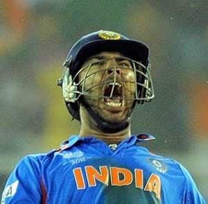 India vs Australia Stats: Yuvraj Singh first Indian to have career strike rate of over 150 in T20Is