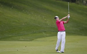 The Open Championship: Zach Johnson shakes off defeat, leads at Muirfield