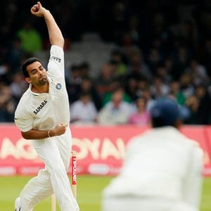 Zaheer ruled out of England tour, RP Singh called in