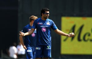 Zaheer Khan to miss rest of IPL 7 for Mumbai Indians, says Rohit Sharma