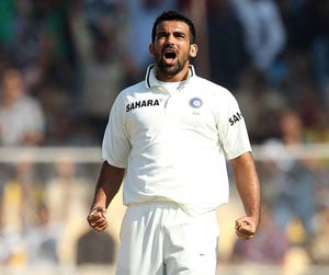 Self-belief is Zaheer Khan's mantra for Test series against South Africa