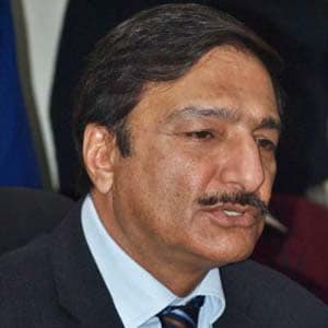 India-Pakistan series will help improve bilateral ties, says Zaka Ashraf