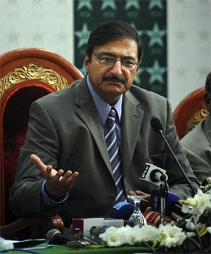Pakistan government withdraws appeal against High Court order on Zaka Ashraf