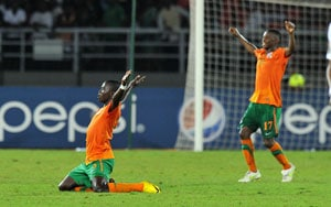African Nations Cup: Tracing Zambia's dream run to the final