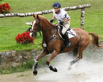 London 2012 Equestrian: Germany wins gold; Royal Zara finishes well
