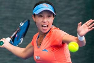 Confident Zheng boosts China charge at Australian Open