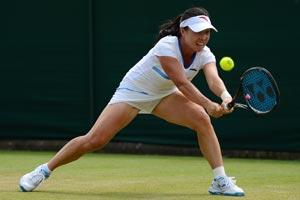 Wimbledon 2012: Zheng eyes Serena revenge match