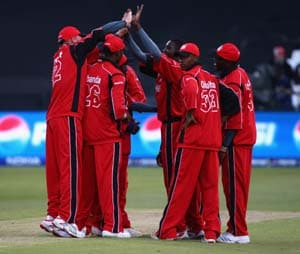 Racism row hits cricket in Zimbabwe