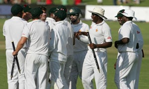 Bangladesh seek redemption against Zimbabwe in second Test