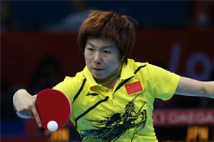 London 2012: It's China vs China for Olympic gold in table tennis
